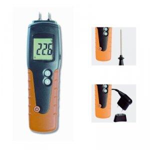 TFA 30.5501 HUMIDCHECK PRO higrometr kontaktowy do drewna z zewnętrznąsondą temperatury