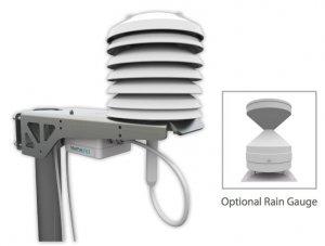Gill MetPak RG Base stacja meteorologiczna profesjonalna stacja pogodowa badawcza
