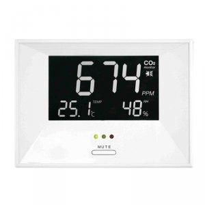 TFA 31.5003 AirCO2ntrol Life stacja kontroli jakości powietrza wewnętrzna wskaźnik stężenia CO2