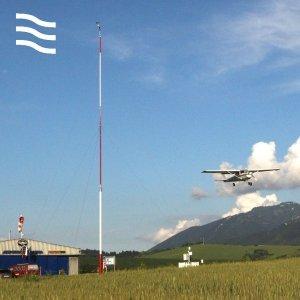 Barani ezMETAR podstawowa lotniskowa stacja meteorologiczna auto-METAR do małych lotnisk i heliportów AWS
