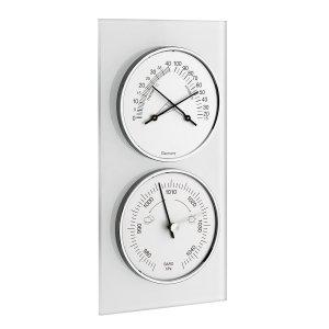 TFA 20.3022 stacja pogody tradycyjna mechaniczna klasyczna barometr ścienny