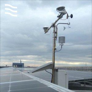 Barani Surya stacja meteorologiczna GPRS/GSM do kontroli instalacji fotowoltaicznych
