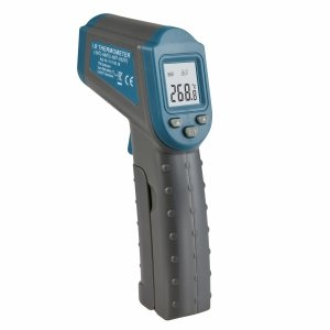 TFA 31.1136 RAY termometr bezkontaktowy do pomiaru temperatury powierzchni pirometr  REKLAMOWY