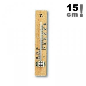 TFA 12.1001 termometr pokojowy cieczowy domowy ścienny 151 mm