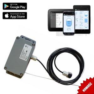 Miernik poziomu cieczy Navis LW BLE-C2 bezprzewodowy Bluetooth do smartfona