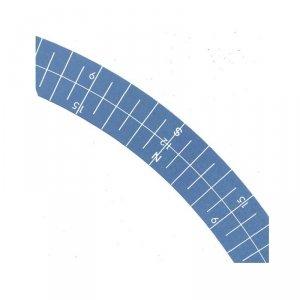 Lambrecht 160(x) pasek rejestracyjny usłonecznienia do samopisów heliogram zestaw 380 szt.