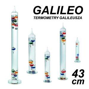 TFA 18.1007 GALILEO termometr Galileusza 43 cm duży kolorowy