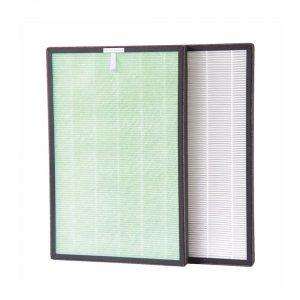 Airbi SPRING Zestaw filtrów antybakteryjny + HEPA do oczyszczacza powietrza