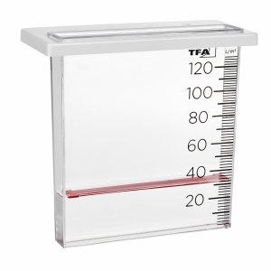 TFA 47.1014 deszczomierz manualny plastikowy na balkon REKLAMOWY