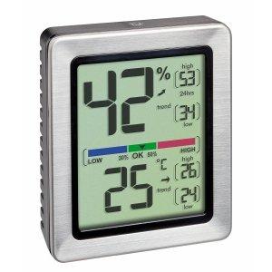 TFA 30.5047 EXACTO termohigrometr domowy elektroniczny wewnętrzny