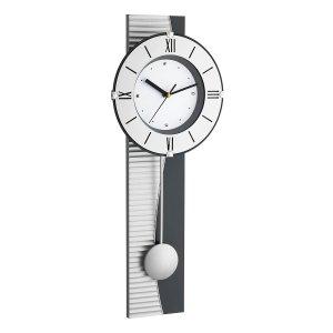 TFA 60.3001 zegar ścienny wskazówkowy z wahadłem średnica 23 cm