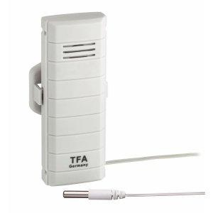 TFA 30.3301 czujnik temperatury bezprzewodowy z wodoszczelną sondą WeatherHub Smart Home