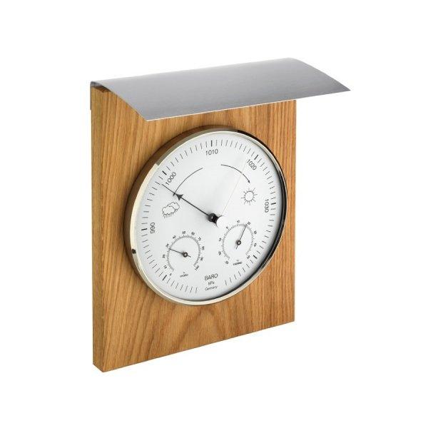 TFA 20.1079 stacja pogody mechaniczna barometr ścienny zewnętrzny