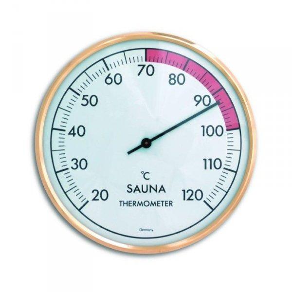 TFA 40.1011 termometr do sauny mechaniczny średnica 16 cm