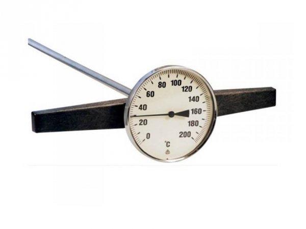 Termometr glebowy Apator Metra THE mechaniczny do kompostu 150 cm