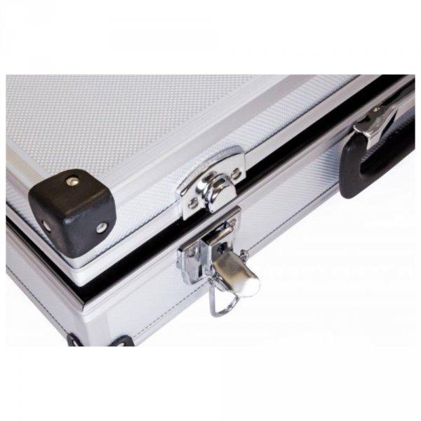 Walizka transportowa futerał do przechowywania urządzeń pomiarowych 295 x 195 x 70 mm