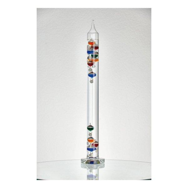 TFA 18.1002 GALILEO termometr Galileusza 64 cm bardzo duży 11 kolorowych kulek REKLAMOWY