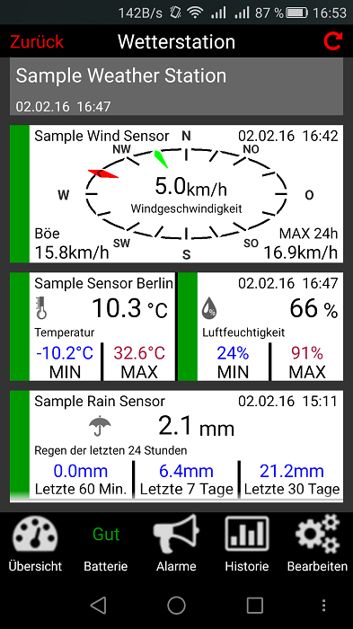 TFA 31.4005 PLUS stacja meteo bezprzewodowa WeatherHub zestaw startowy on-line PRO