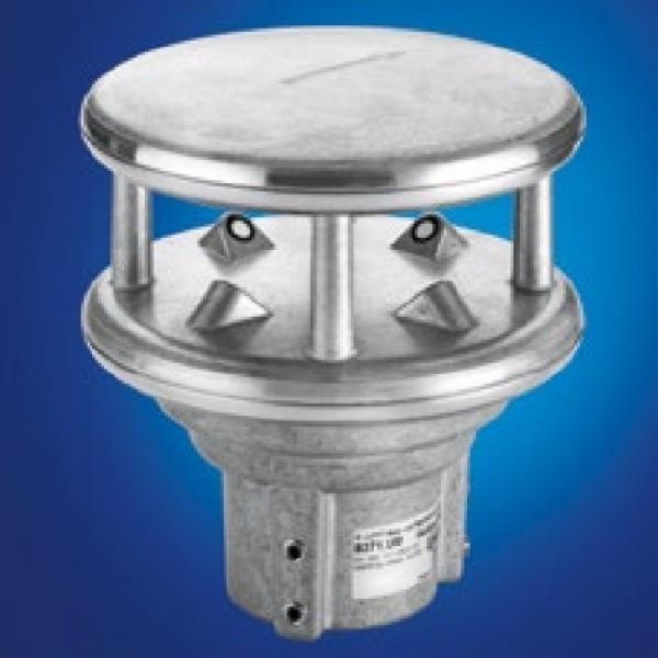 Lufft VENTUS wiatromierz ultradźwiękowy czujnik prędkości i kierunku wiatru anemometr profesjonalny ogrzewany 240W