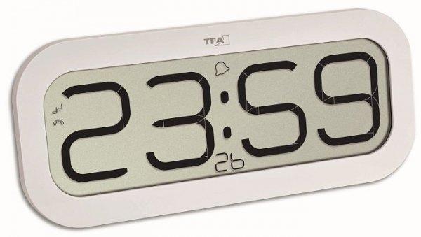 TFA 60.4514 BIMBAM zegar ścienny elektroniczny 26 cm