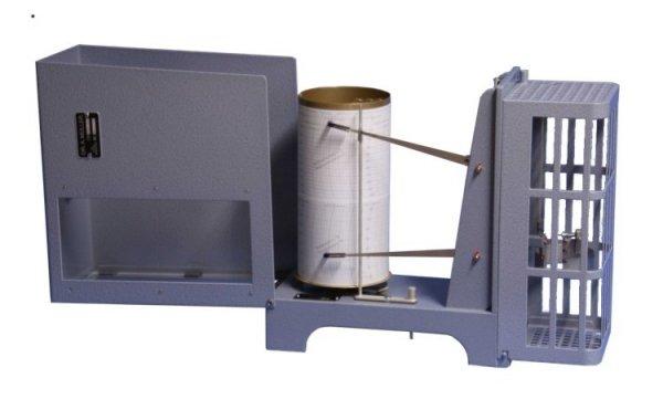 Dr.Müller-R.Fuess 79t termohigrograf mechaniczny profesjonalny tradycyjny