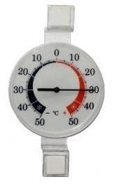 Viking 02308 termometr okienny mechaniczny zewnętrzny przyklejany
