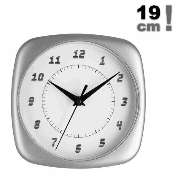 Zegar ścienny TFA 98.1074 wskazówkowy 19 cm - WYPRZEDAŻ