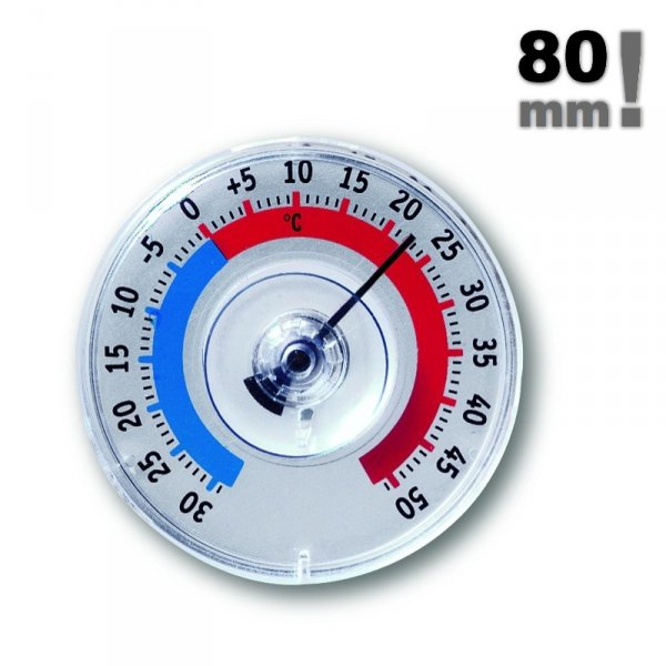TFA 14.6009 TWATCHER termometr okiennymechaniczny zewnętrzny na przyssawkę