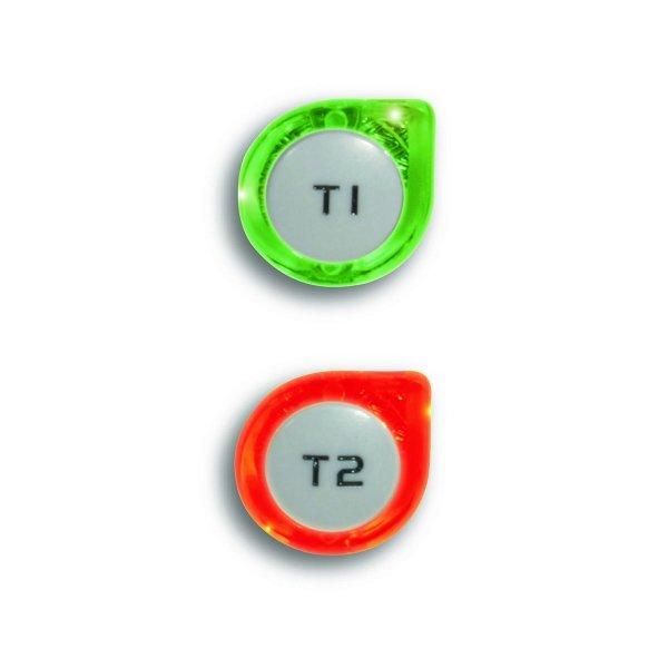TFA 38.2025 minutnik elektroniczny z funkcją stopera dwa czasy odliczania
