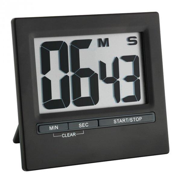 TFA 38.2013 minutnik elektroniczny z funkcją stopera i uchwytem magnetycznym
