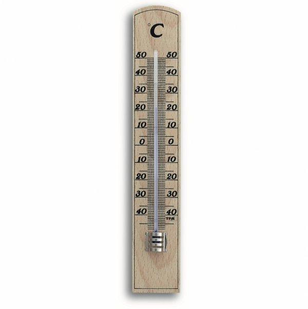 TFA 12.1004 termometr pokojowy cieczowy domowy ścienny 21 cm