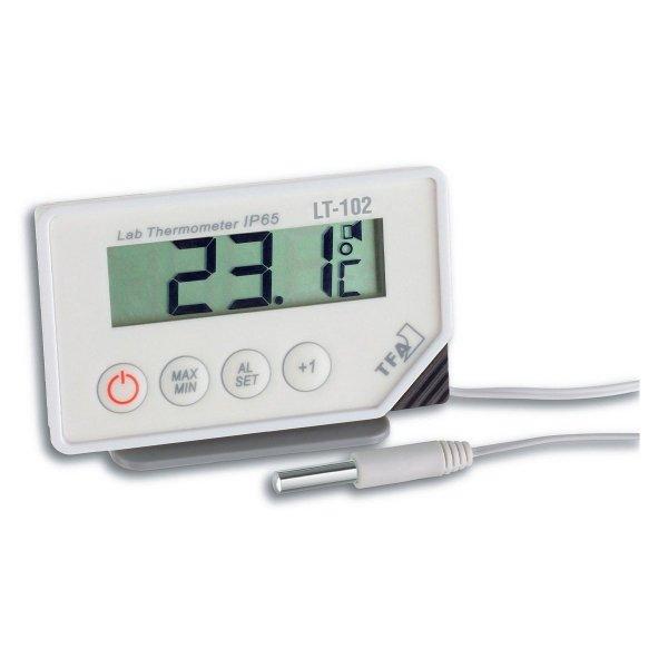 TFA 30.1034 termometr elektroniczny z zewnętrznym czujnikiem przewodowym