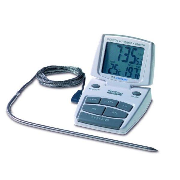 Termometr kuchenny TFA 14.1500 elektroniczny z sondą szpilkową do piekarnika