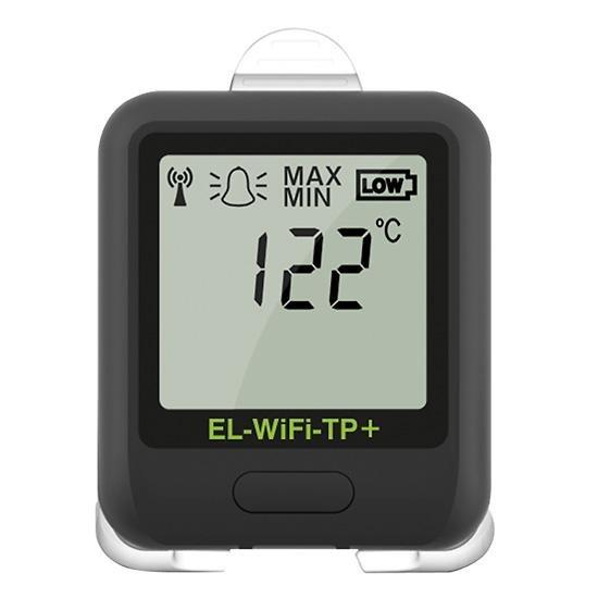 Corintech EL-WiFi-TP rejestrator temperatury internetowy data logger WiFi, IP, Ethernet z sondą termistorową