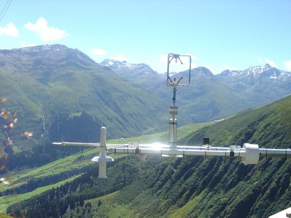 Wiatromierz ultradźwiękowy trójosiowy Gill WindMaster anemometr profesjonalny