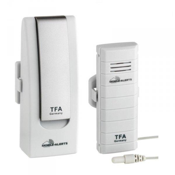 TFA 31.4002 internetowy system pomiarowy WeatherHubzestaw startowy do 50 czujników