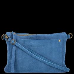 Listonoszka Skórzana VITTORIA GOTTI Made in Italy VPOS4 Jeans