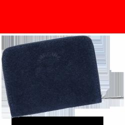 Portfel Skórzany VITTORIA GOTTI Made in Italy V-033S Granat