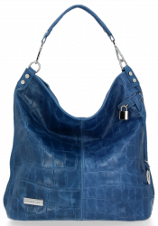 Torebka Skórzana VITTORIA GOTTI Made in Italy V1579COCO Jeans