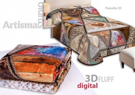 Koc 3D 155x220 cm Pamella 10