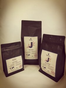 JAZZ COFFEE Arabika+Robusta