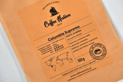 COLOMBIA SUPREMO - 100% Arabika