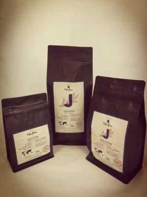 JAZZ COFFEE   Arabika+Robusta