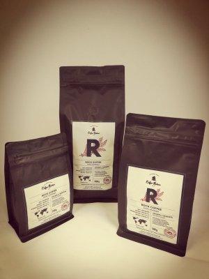 ROCK COFFEE - Arabika+Robusta