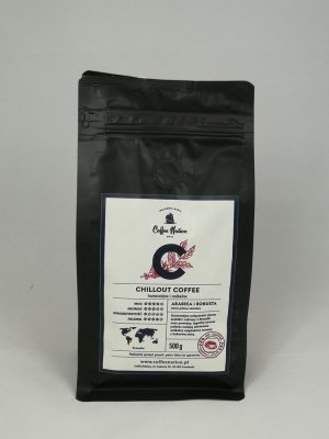 CHILL OUT  500g  Arabika+Robusta