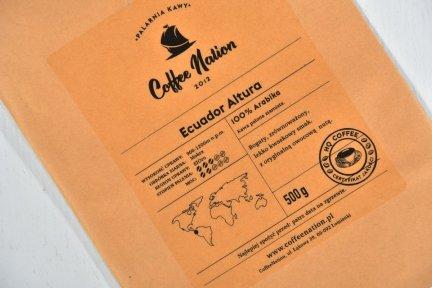 ECUADOR ALTURA  -100%Arabika