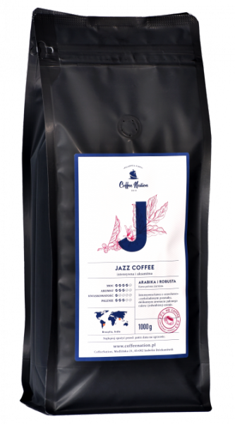 JAZZ COFFEE 250g   Arabika+Robusta