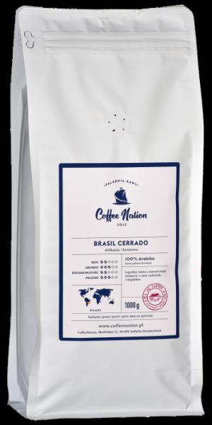 BRASIL CERRADO 1000g - 100% Arabika