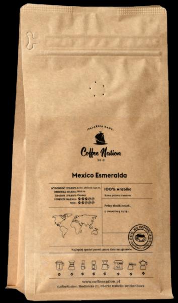 MEXICO ESMERALDA 250g  -100% Arabika