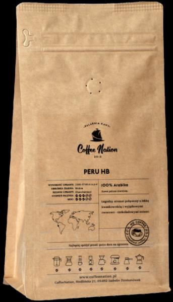 PERU 250g - 100% Arabika